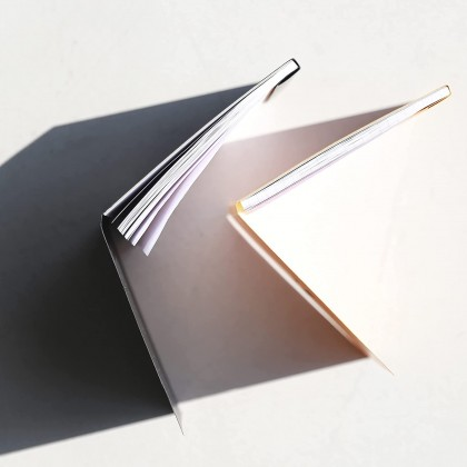RHODIA Basics Pocket Pad 75x120mm Lined Orange