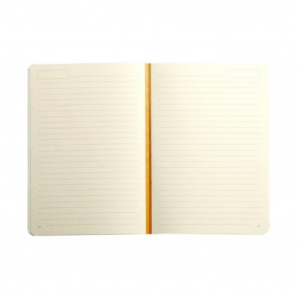 RHODIA Heritage Raw A5 Lined Escher IV