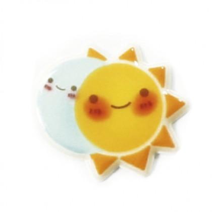 MAILDOR 3D Stickers Cooky Kawaii Weather 1s