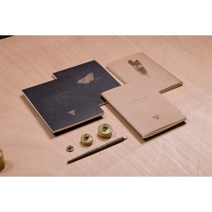 CF Flying Spirit Sketchbook 10.5x10.5cm 60s Black