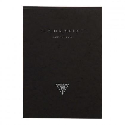 CF Flying Spirit Sketchpad A4 60s Black