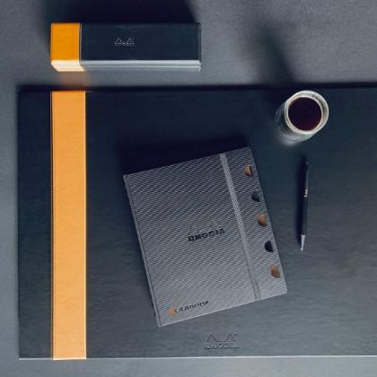 RHODIArama Desk Blotter 600x400mm Black